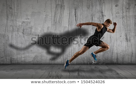 Sprinter Stock photo © pressmaster