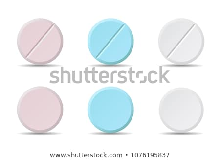 different kind of drug icons stock photo © stoyanh
