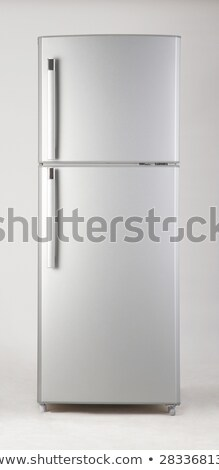 clipping path of freezer on the plain background Stock photo © ozaiachin