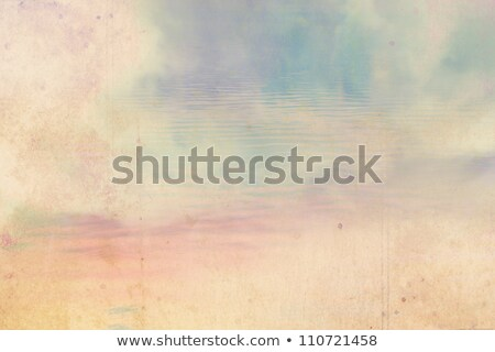 Old, stained, dreamy, brown background  Stock photo © Julietphotography
