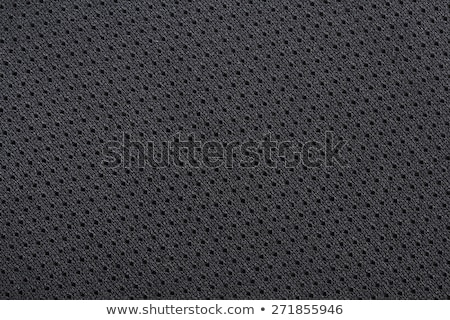 Black Jersey Mesh Stock photo © grivet