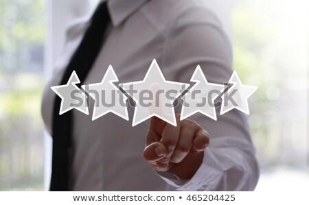 ベスト · 白 · 紙 · 番号 · 10 · 男性 - ストックフォト © marinini