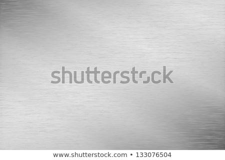 Fém vízszintes textúra papír absztrakt háttér Stock fotó © arcoss