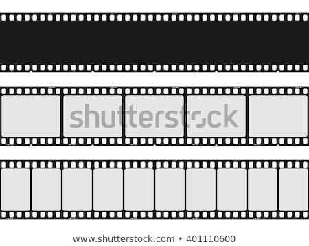 film · strip · velho · grunge · filme · fundo - foto stock © arenacreative