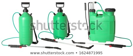 Garden sprayer isolated on the white Stock photo © Elnur