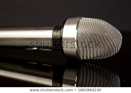 Micro musical chanter Photo stock © stuartmiles