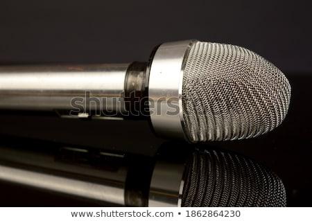 microfoon · concert · talent · show · tonen - stockfoto © stuartmiles