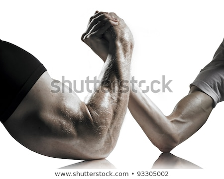 Weak or strong Stock photo © raywoo