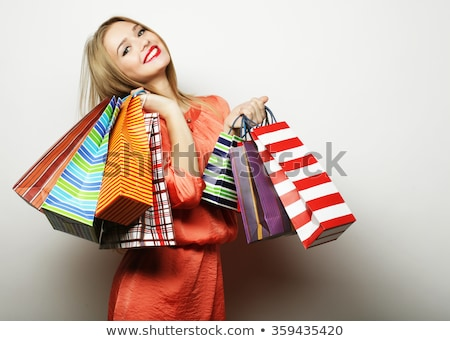 black · friday · patrón · blanco · papel · negro - foto stock © hasloo