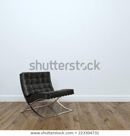 nice arm chair in the room stock photo © elnur