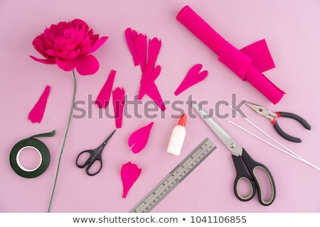 Crepe Paper Stock photo © kitch