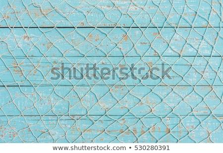 Struktura drewna morskich węzeł ściany piętrze tapety Zdjęcia stock © yelenayemchuk