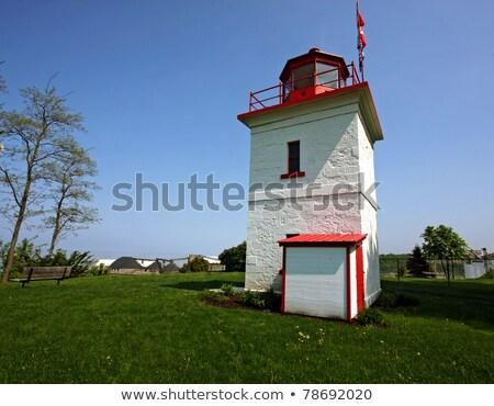 Anchor Goderich Ontario Stock photo © pictureguy