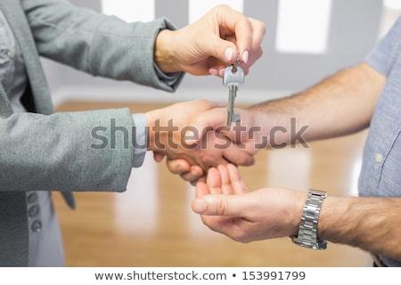 lets close the deal stock photo © zurijeta