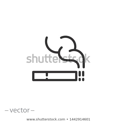 cigarette buttons stock photo © bluering