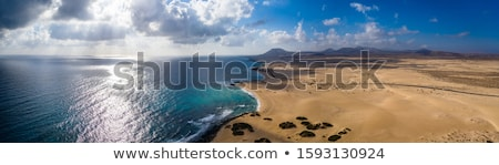 Fuerteventura, Canary Islands, Dunes of Corralejo stock photo © Tamara_K