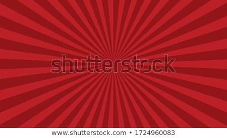ポップアート · レトロな · リボルバー · 西部 · スタイル · デザイン - ストックフォト © rogistok