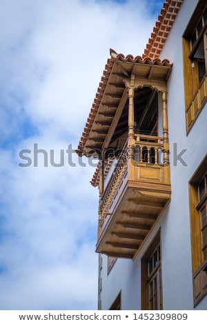 Puerto de la Cruz Lighthouse Stock photo © benkrut