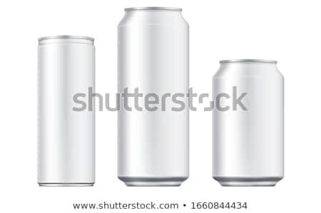 Soda kırmızı üst görmek bir Stok fotoğraf © pakete