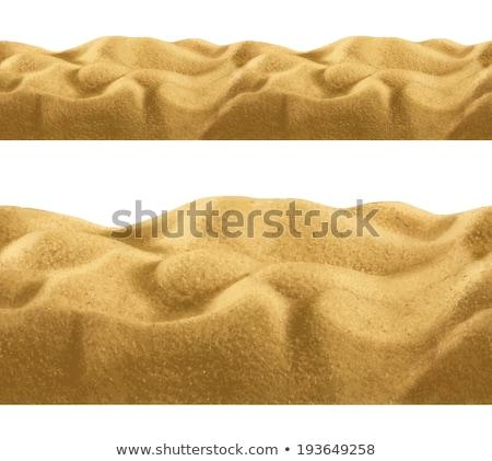 Stock photo: Summer Sea Beach Texture Vector. Sandy Material Background Illustration