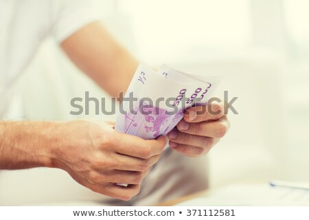 euro · nota · bankbiljet · valuta · europese · unie - stockfoto © is2