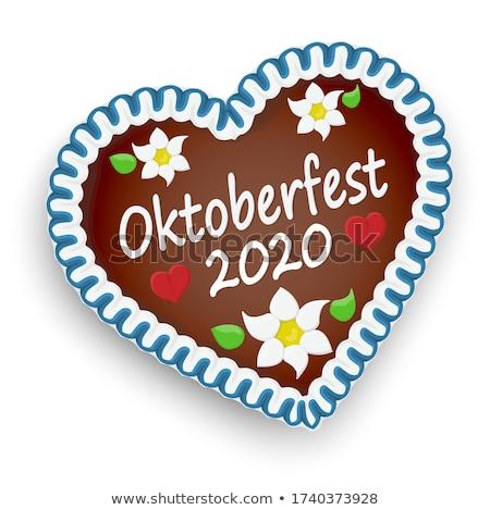 Corações oktoberfest comida coração viajar luxo Foto stock © IS2