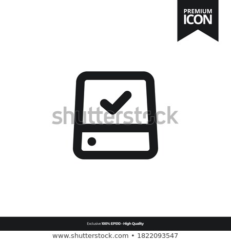 Archive Bookmarks of Card Index with Applicants. Stock photo © tashatuvango