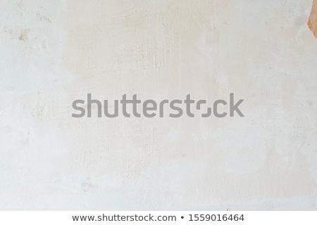 修復 古い 壁 石膏 壁紙 アパート ストックフォト © romvo