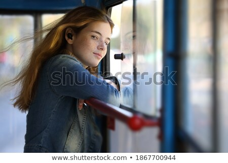 metro · spitsuur · tunnel · vervoer · snel · buis - stockfoto © lenm
