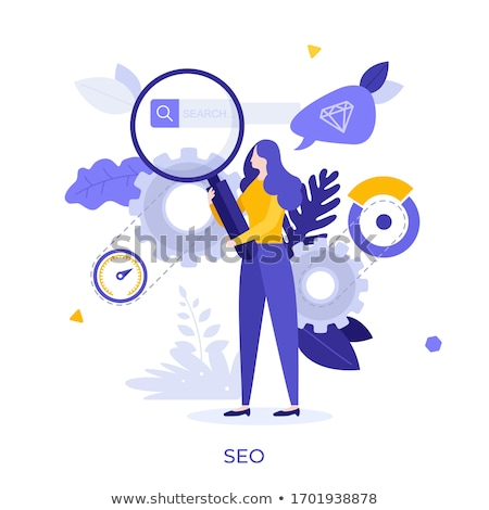 seo results vector concept metaphors stock photo © rastudio