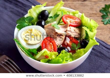 свежие органический овощей Сток-фото © artjazz