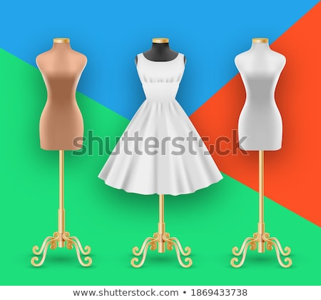 Платья коллекция набор блузка вектора Сток-фото © robuart