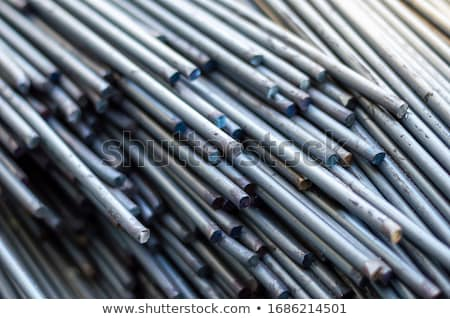 Reinforcing steel bars Stock photo © deyangeorgiev