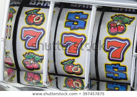 lucky number seven stock photo © ajn