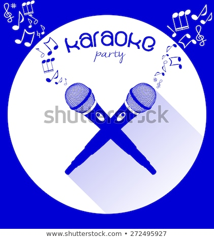 Flying bar of music notes! stock photo © damonshuck