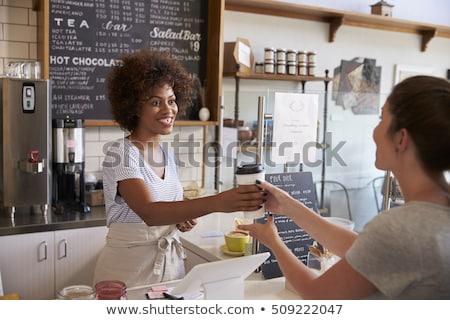 cliente · sempre · direito · educação · indústria · serviço - foto stock © photography33
