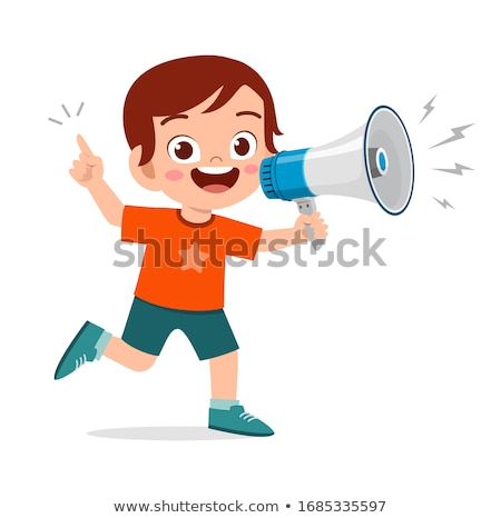 little girl shouting stock photo © photography33