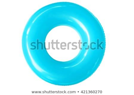 inflatable round pool tube stock photo © ozaiachin