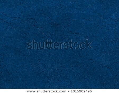 Blue stucco seamless background. Stock photo © Leonardi