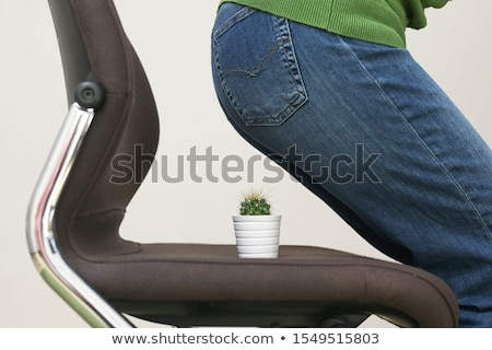 Hemorrhoid Concept. Stock photo © tashatuvango