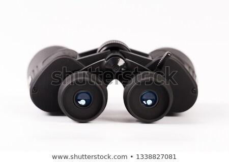 Pair of binoculars Stock photo © Farina6000