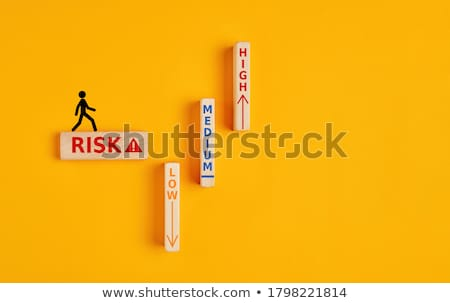Increasing Risk Stock photo © Lightsource