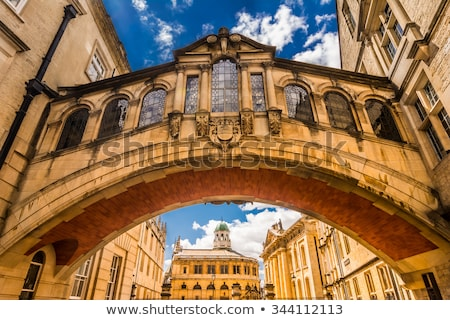 nuevos · universidad · oxford · vista · dentro · Inglaterra - foto stock © phbcz
