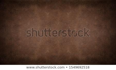 Vieux cuir rouge texture livre Photo stock © Koufax73