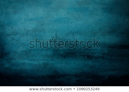 Turquoise Canvas Background Stock photo © zhekos