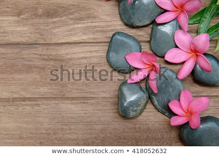 オリエンタル · 石 · 療法 · リラックス · 温泉療法 · 砂 - ストックフォト © tilo