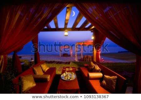 Stock photo: Arabian Night's Dream