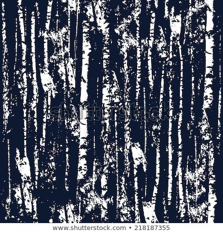 Scratchy blue blot seamless pattern Stock photo © ulyankin