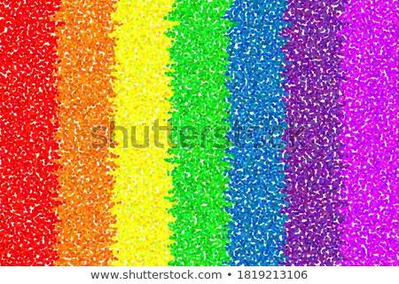 Pixel gradiens piros rózsaszín átalakulás Stock fotó © Melvin07