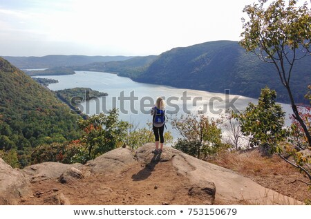 from the top of breakneck ridge stock photo © rmbarricarte